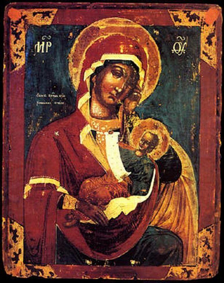 Klisijarska Ikona Bogorodice