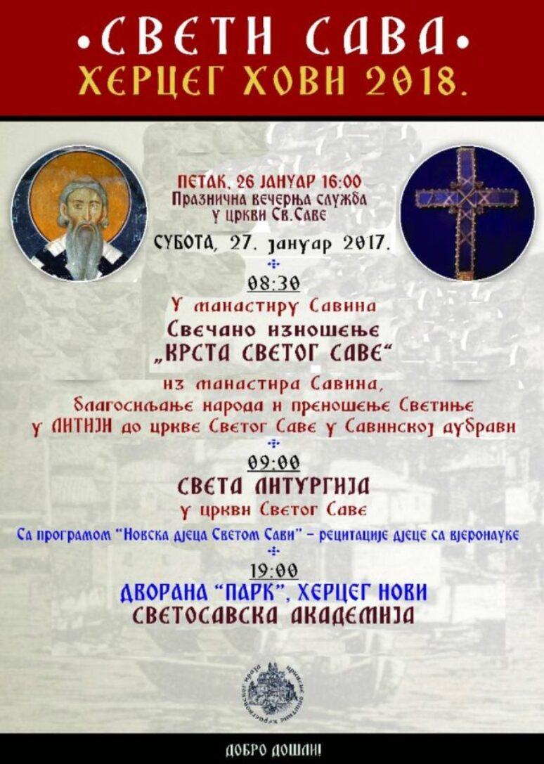 Sv. Sava Savina