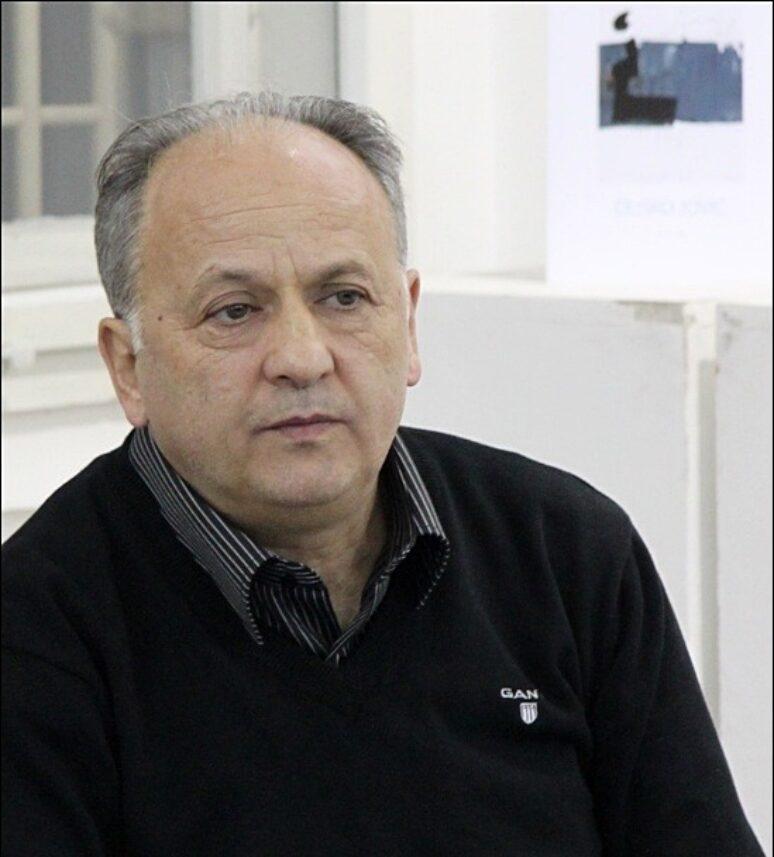Prof Vlajko Panovic