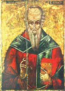 Свети свештеномученик Климент Анкирски