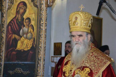 Nedelja Pravoslavlja Cetinje