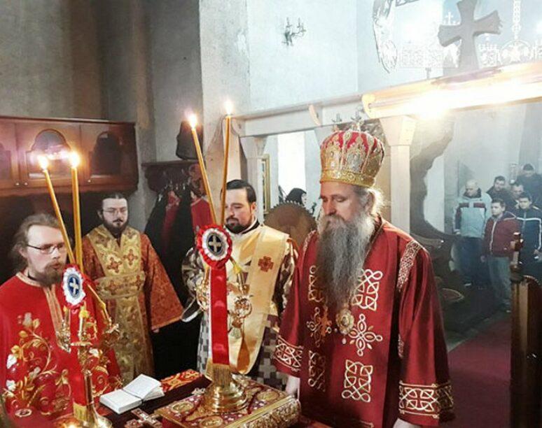 Liturgija Na Siropusnu Nedjelju U Stupovima