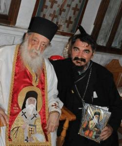 Aрхимандрит Нектарије Виталис