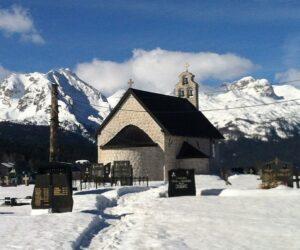 Црквa светог Преображења Господњег на Жабљаку