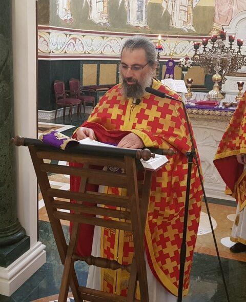 Otac Aleksandar Orlandic