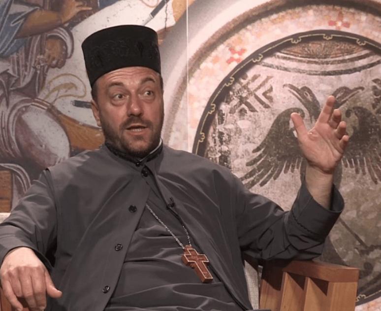 Otac Milic Dragovic