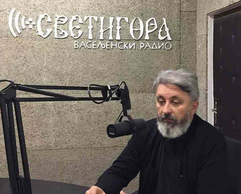 Otac Mirceta Sljivancanin