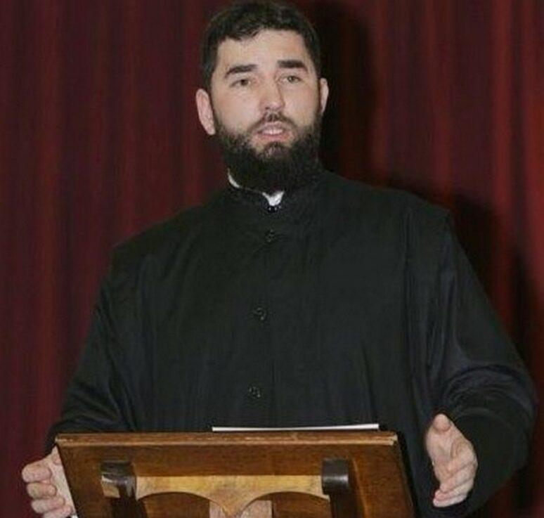 Otac Nemanja Mrdjenovic