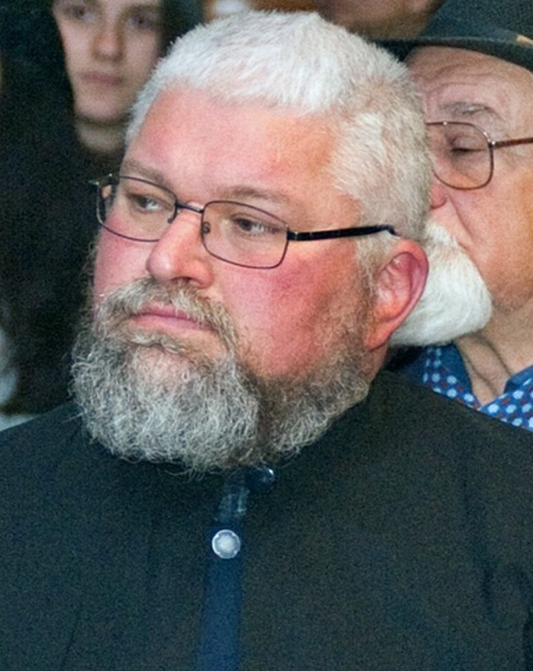 Otac Zeljko Rojevic