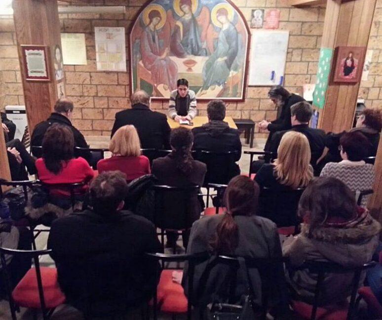 Предавање у Херцег Нови