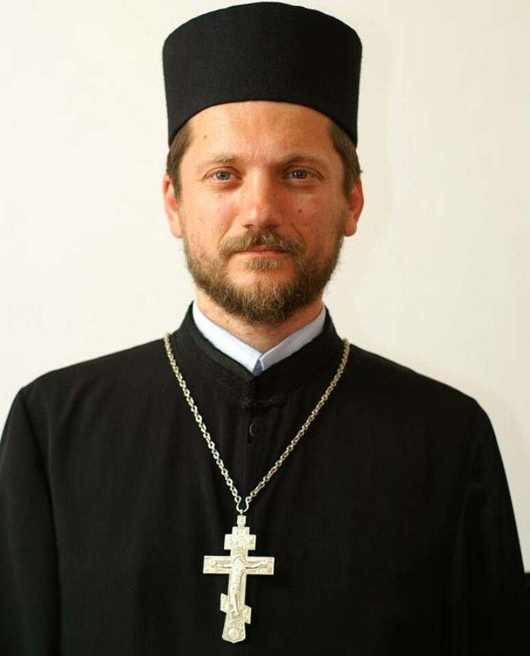Протојереј ставрофор Гојко Перовић