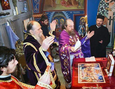 Liturgija I Ispovijest Svestenstva Na Zabljaku