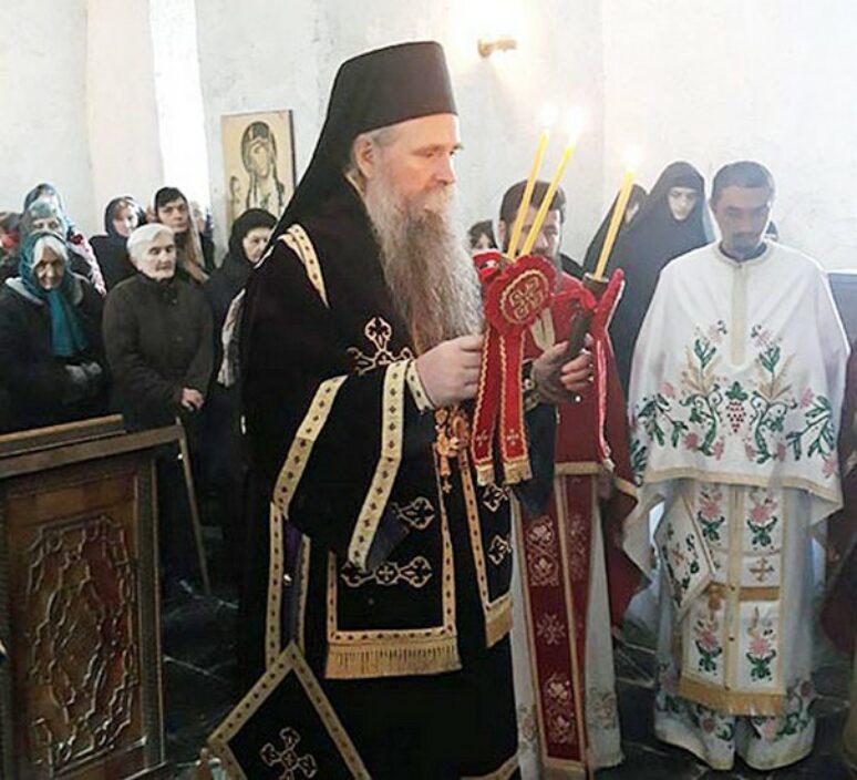 Predjeosvecena Liturgija U Majstorovini