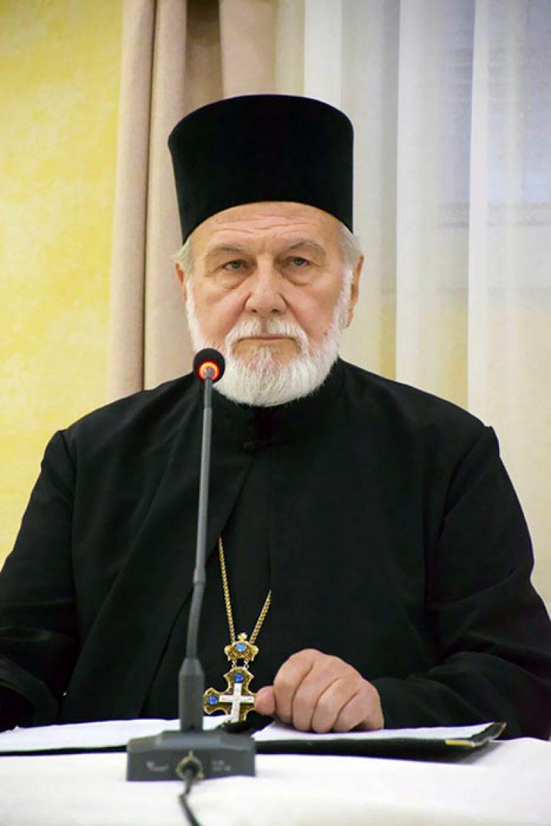 Протојереј-ставрофор Момчило Кривокапић