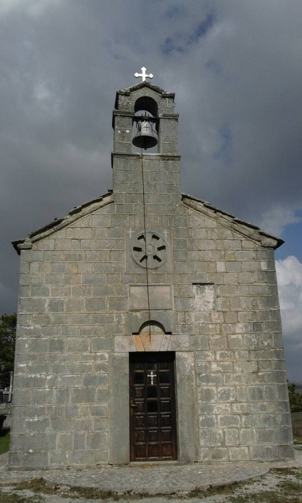 Crkva Na Grahovcu