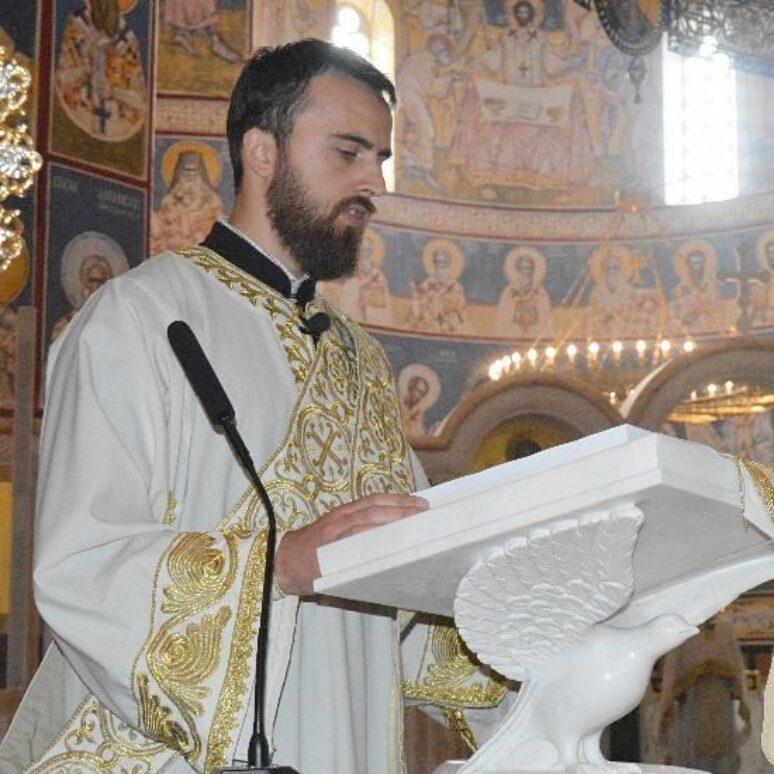 Djakon Aleksandar Lekic