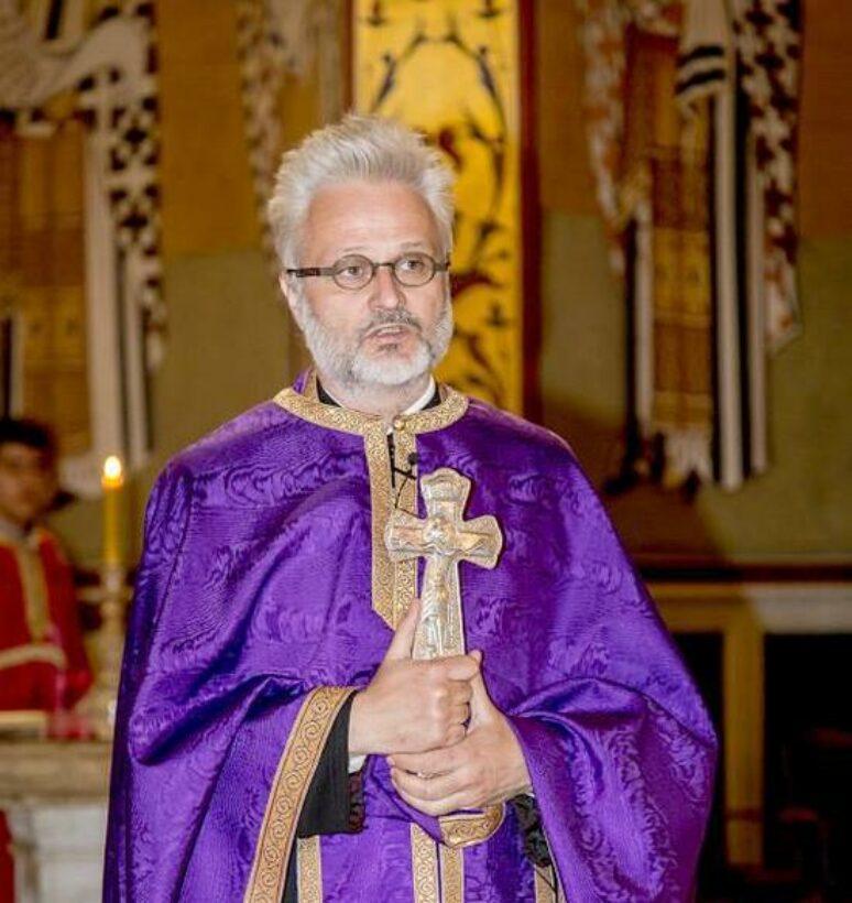 Otac Boris Brajovic