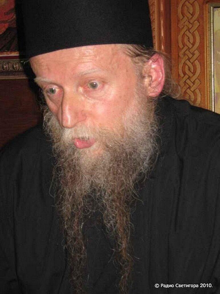 Otac Isak Simic