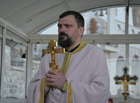 Otac Velimir Jovovic Ostrog