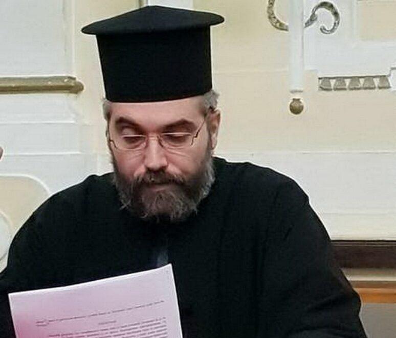 Презвитер др Зоран Деврња