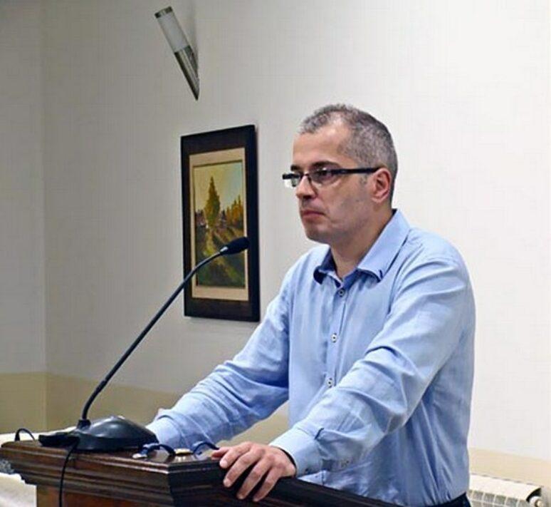 Profesor Časlav Koprivica