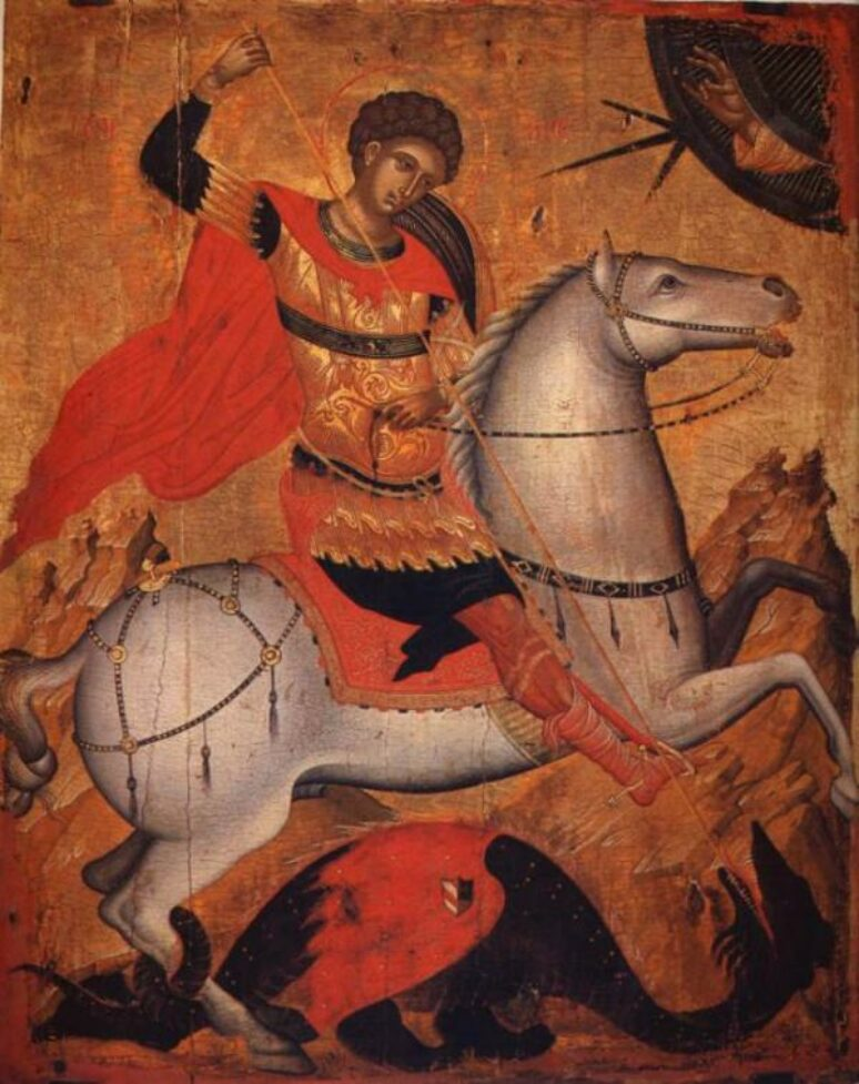 Sveti velikomučenik Georgije