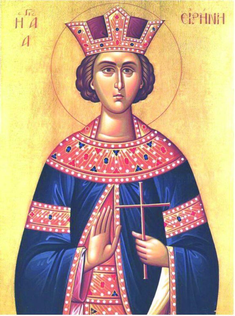 Sveta velikomučenica Irina