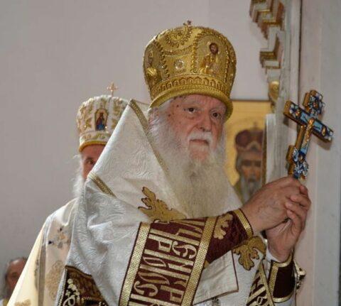 Архиепископ медонски Руске заграничне Цркве г. Михаил