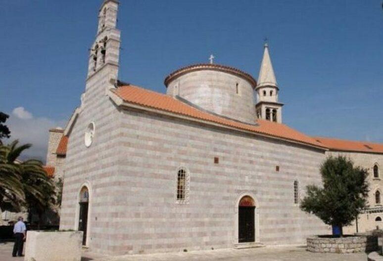 Crkva Svete Trojice Budva