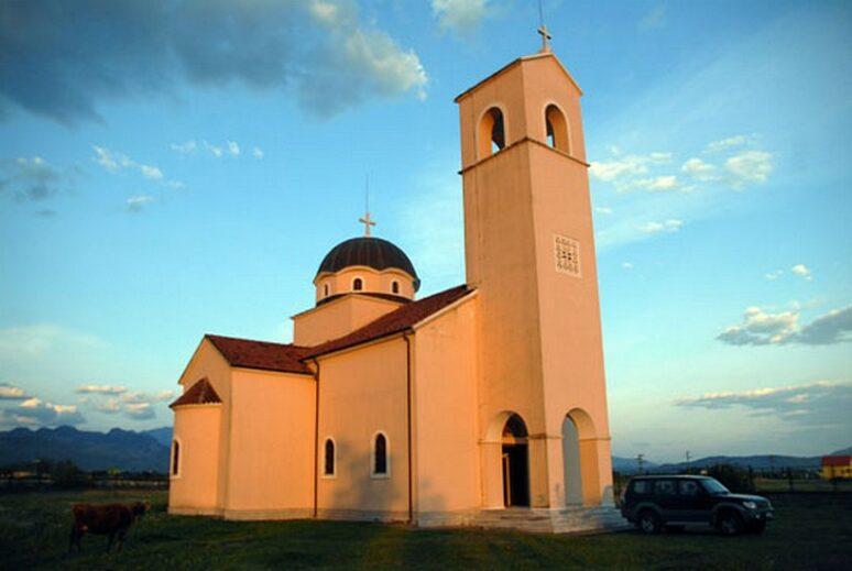 Crkva Svete Trojice Vraka