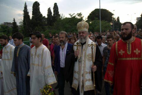Markovdanska Litija Podgorica