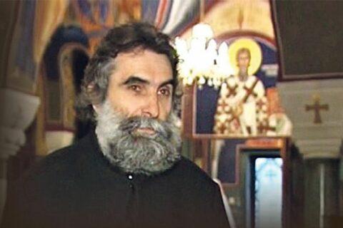 Отац Радивоје Панић