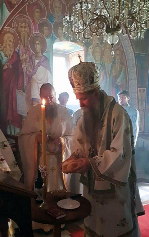 Arhijerejska Liturgija U Bijeloj