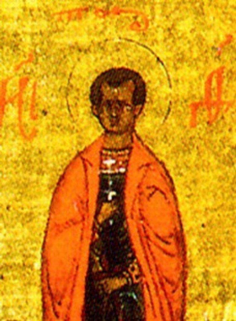 Sveti sveštenomučenik Teodot Ankirski