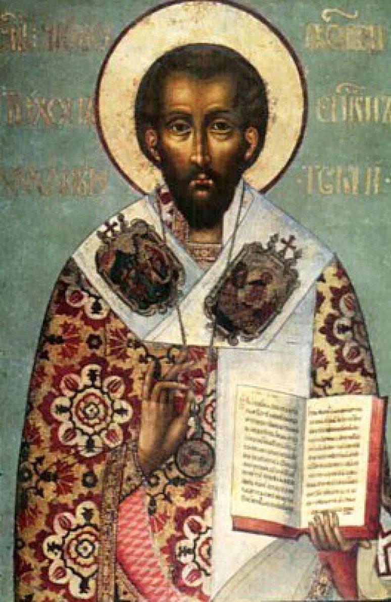 Свети Тихон Аматунски Чудотворац