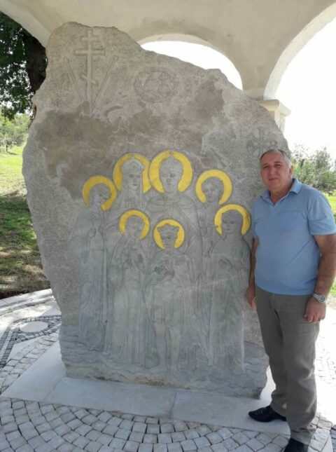 Хаџи Веселин Матановић