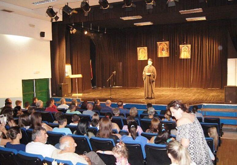 Духовном академијом у Голубовцима прослављена слава Зете – Свети Јован Владимир