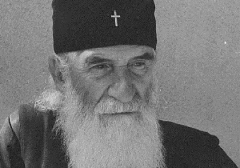 Авва Јустин Поповић