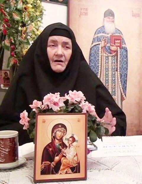 Мати Гликерија игуманија манастира Ћелије