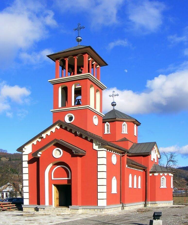 Mojkovac Hram