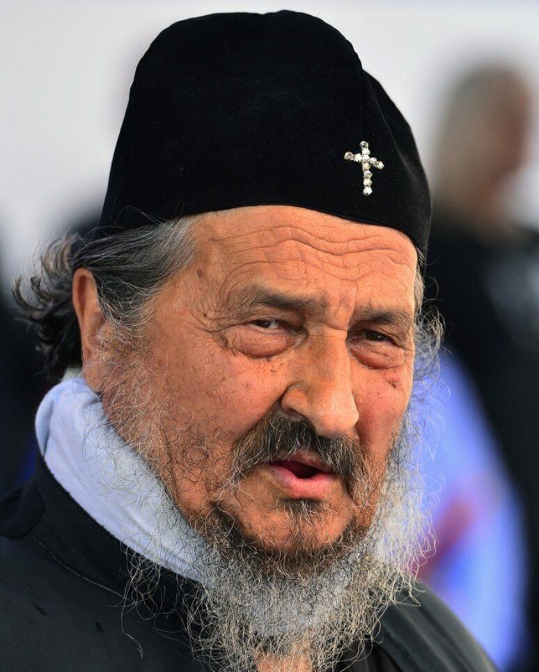 Његово Преосвештенствo умировљени Епископ Захумско херцеговачки Г. Атанасије (Јевтић)