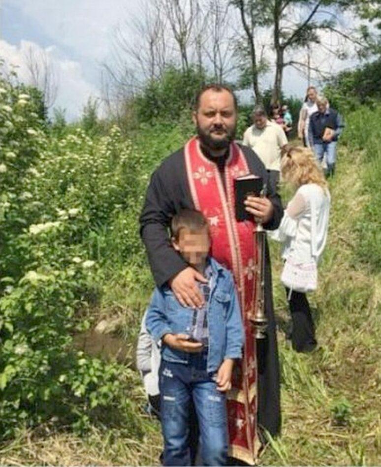 Свештеник Стеван Марковић