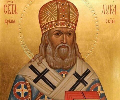 Sveti Luka Krimski