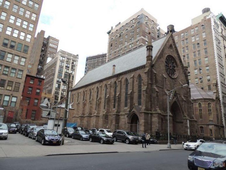 Crkva Svetog Save Njujork