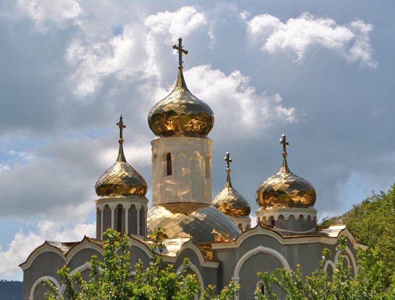 Манастир Светог Сергија Радоњешког