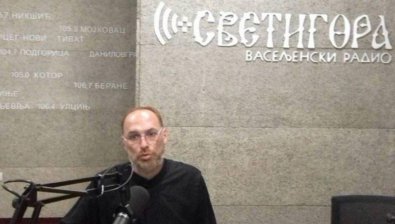 Свештеник Игор Карановић