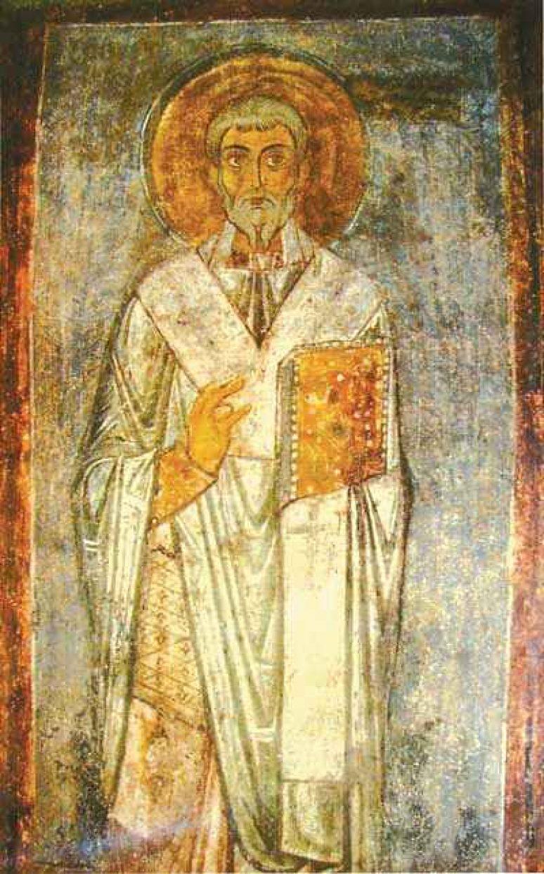 Свештеномученик Панкратије