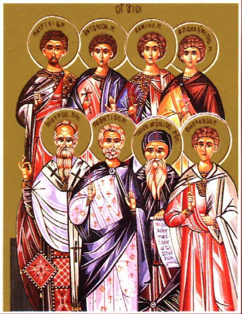Светих 45 мученика из Никопоља