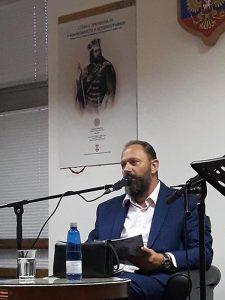 Jul 2018 Izlozba Posvecena Stefanu Prvovencanom U Niksicu 2