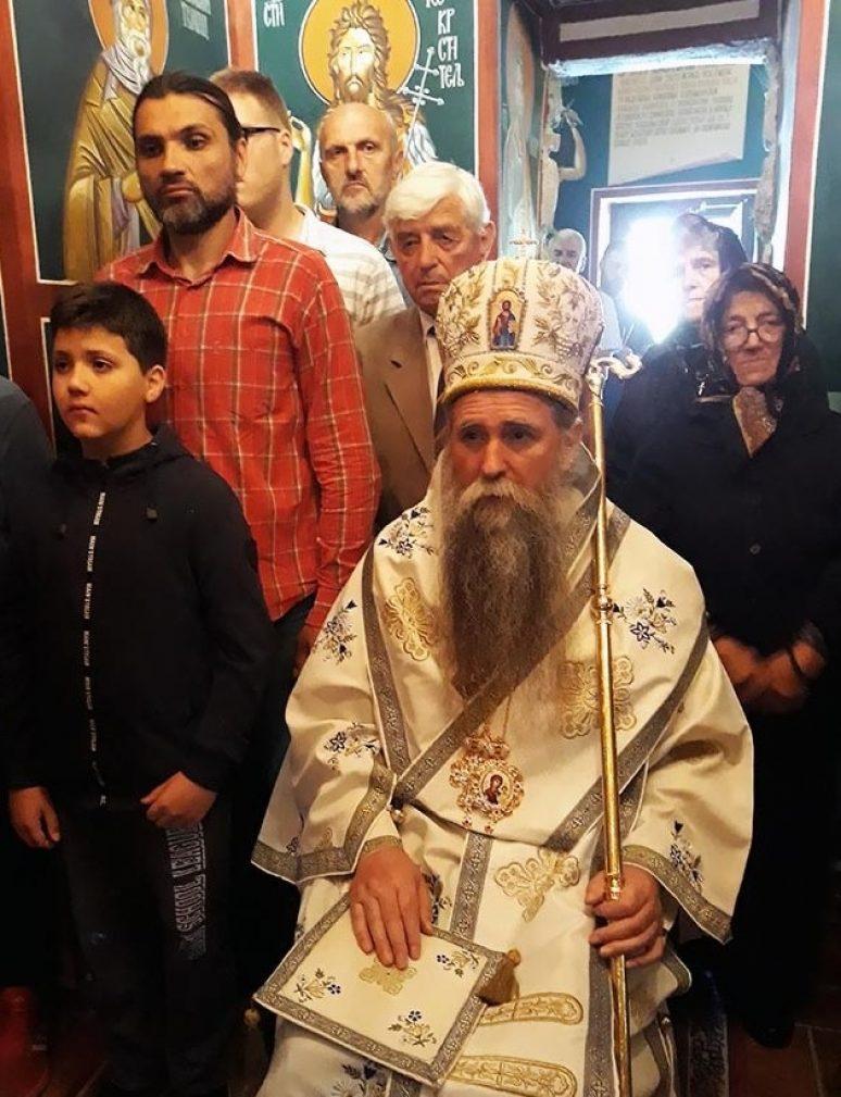 Liturgija U Kaludri